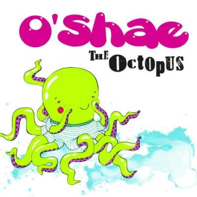 O'Shae the Octopus cover