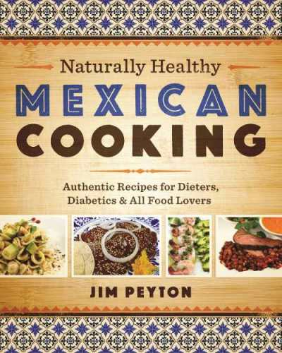 naturally healthy mexican cooking cover