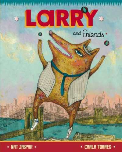larry and friends cover