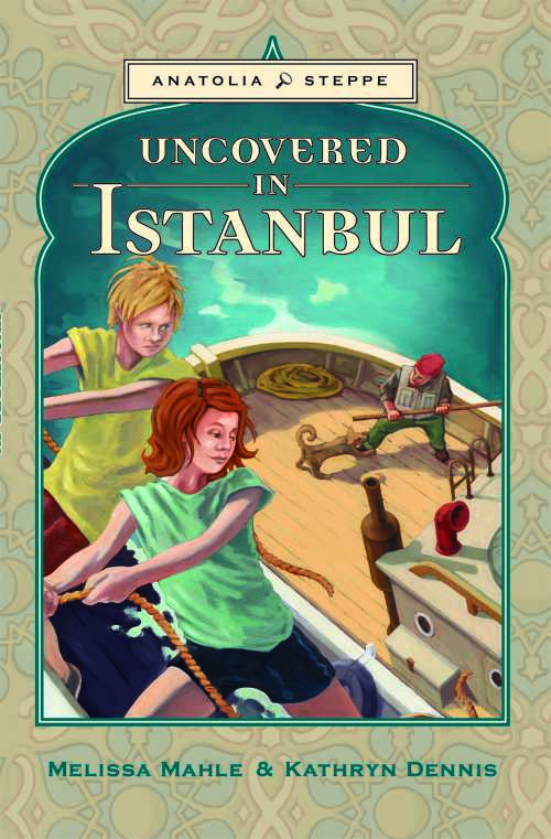 uncovered in istanbul cover