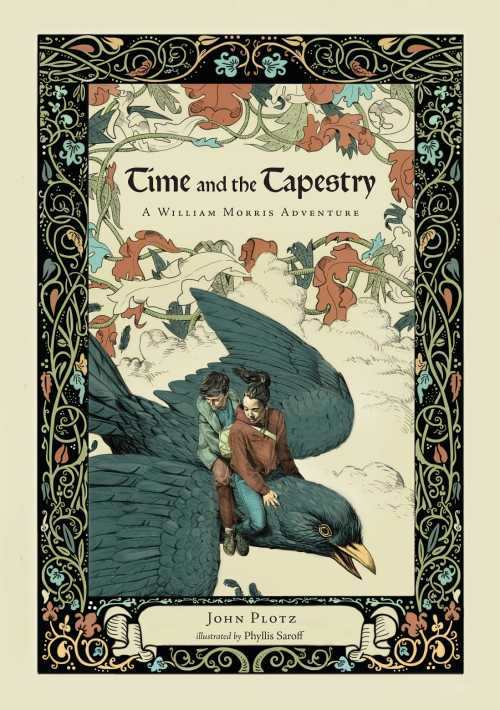 time and the tapestry cover