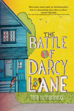 the battle of darcy lane cover