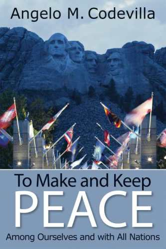 to make and keep peace cover