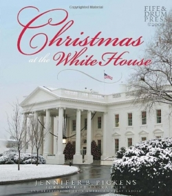 christmas at the white house cover