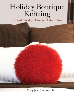 holiday boutiquue knitting cover