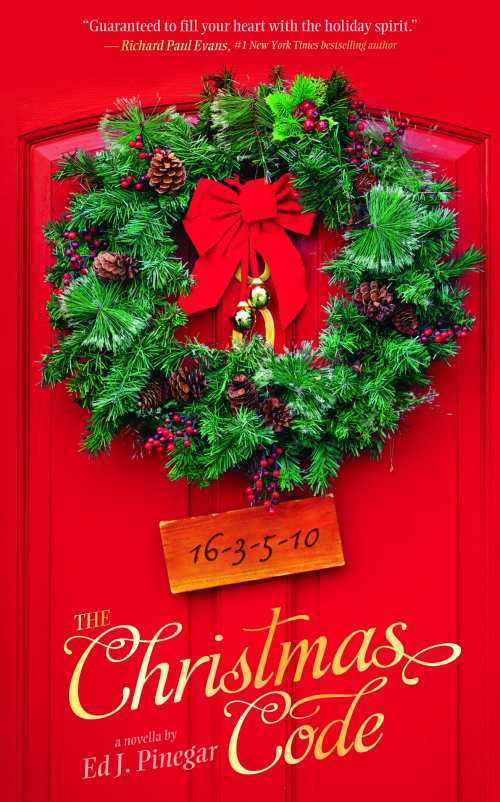 the christmas code cover