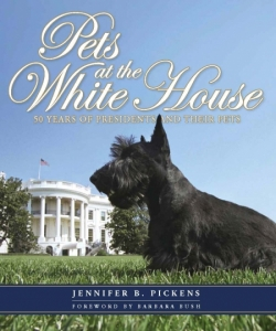 pets of the white house