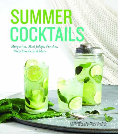 summer cocktails cover