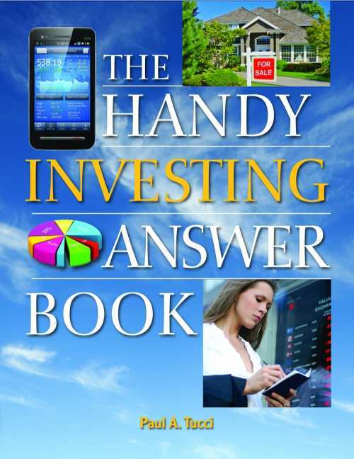 handy investing answer book cover