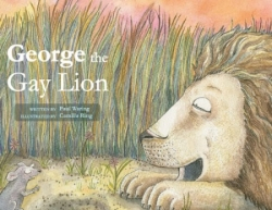 george the gay lion cover