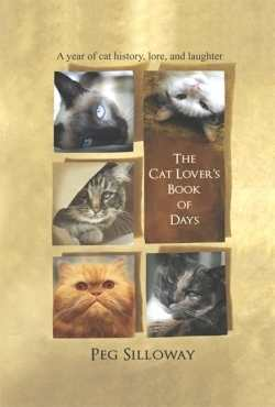 the cat lover's book of days: a year of cat history, lore, and laughter