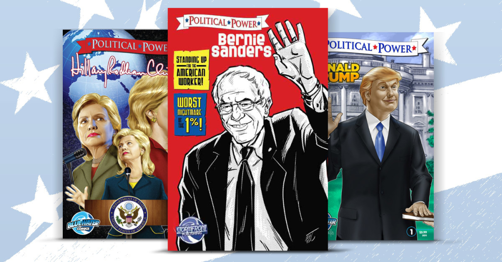 Politics Graphic Novels