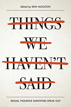 Image of Things We Haven't Said cover