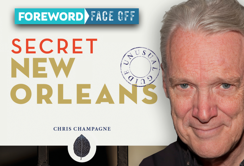 Image of Chris Champagne, Author of Secret New Orleans