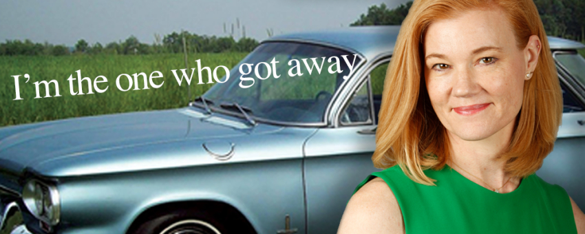 Image of I'm the One Who Got Away and Author Andrea Jarrell