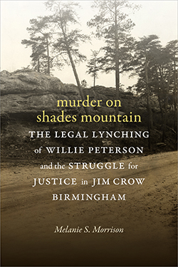 Cover image of Murder on Shades Mountain