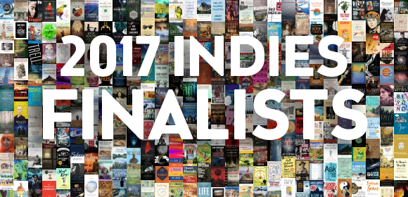 Collage of 2017 Foreword INDIES Finalists' Book Covers