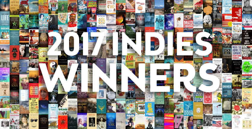 Collage of Books for the 2017 Foreword INDIES Winners
