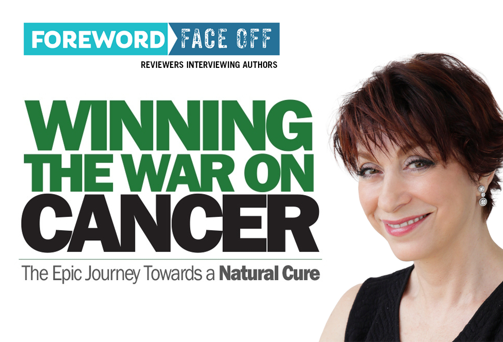 Cover of Winning the War on Cancer and author