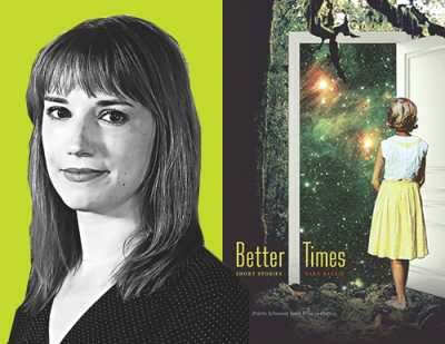 Sarah Batkie and Better Times cover