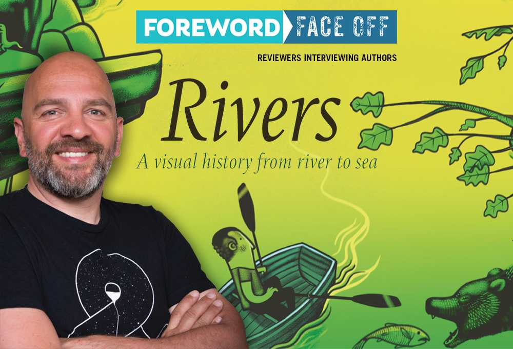 Rivers Author Peter Goes