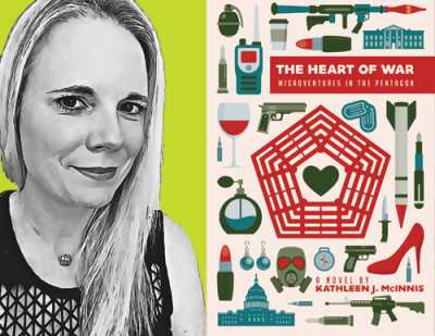 Kathleen McInnis and The Heart of War cover