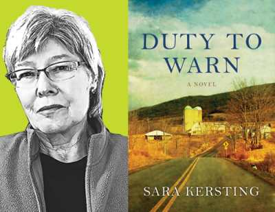 Sara Kersting and Duty to Warn cover