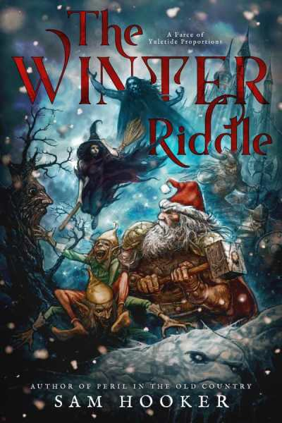 Cover of The Winter Riddle