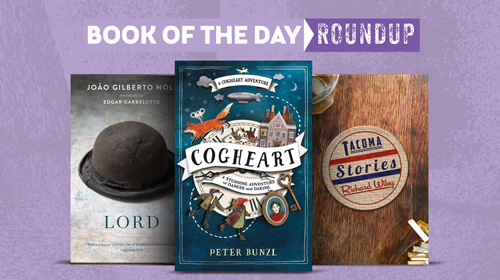 Book of the Day Roundup Feb. 11-15, 2019