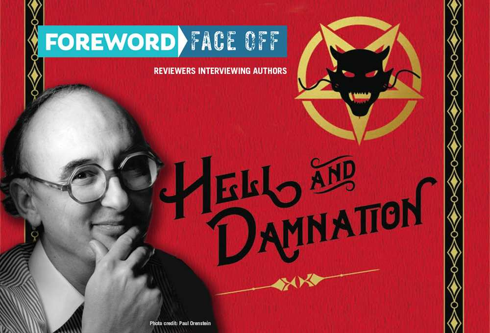 Hell and Damnation cover image and author Marq de Villier