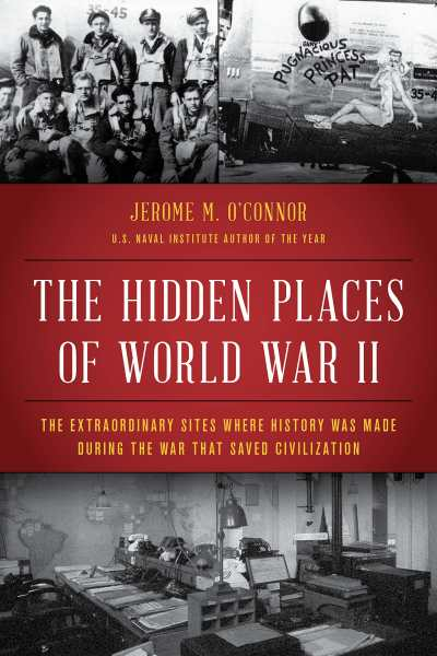 The Hidden Places of WWII cover