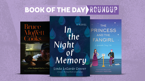 Book of the Day Roundup April 1-5, 2019