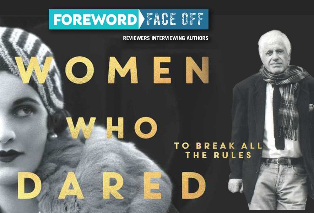 Women Who Dared cover and author