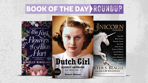 Book of the Day art for April 15-19, 2019
