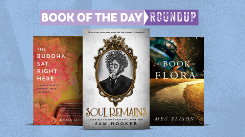 Book of the Day Images for April 22-26, 2019