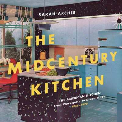 The Midcentury Kitchen cover