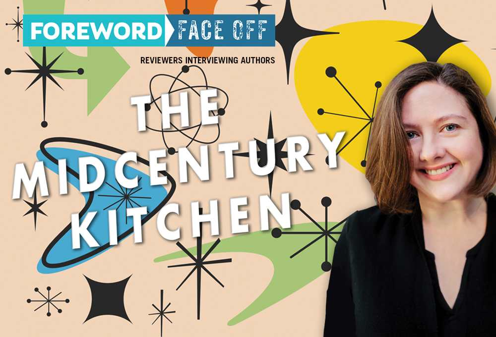 Author of The Midcentury Kitchen Sarah Archer