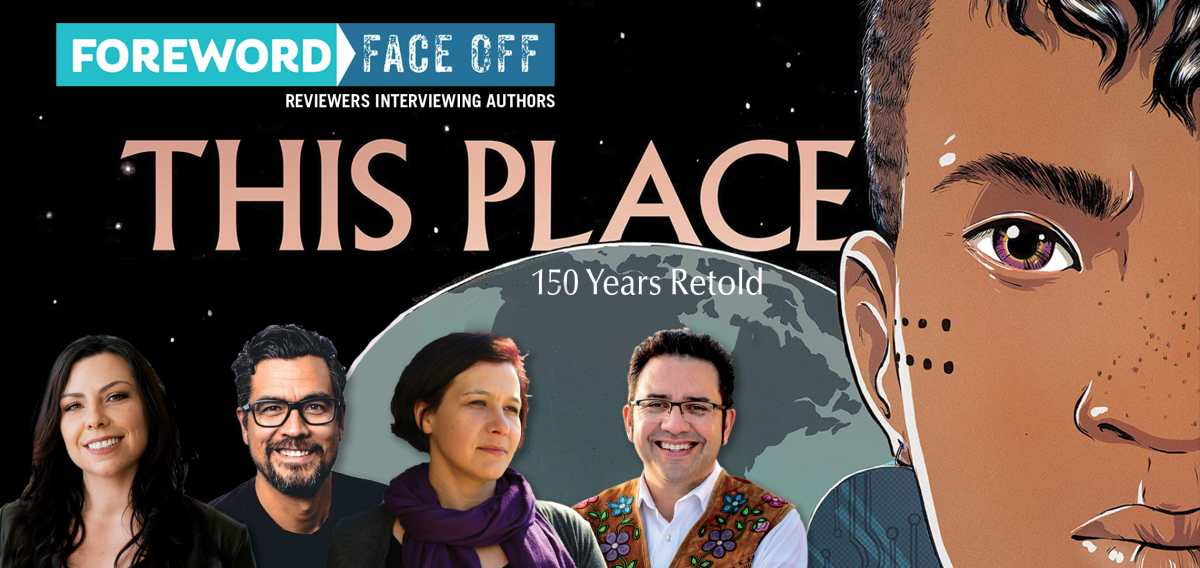 This Place: 150 Years Retold cover image and authors