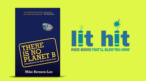 There is No Planet B cover