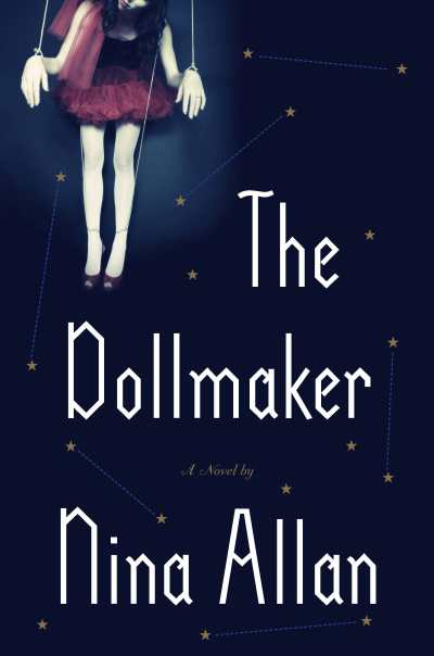 The Dollmaker cover