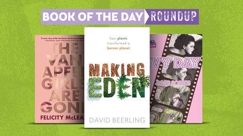 Book of the Day Roundup images for June 24-28, 2019