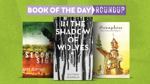 Book of the Day Roundup July 8-12, 2019