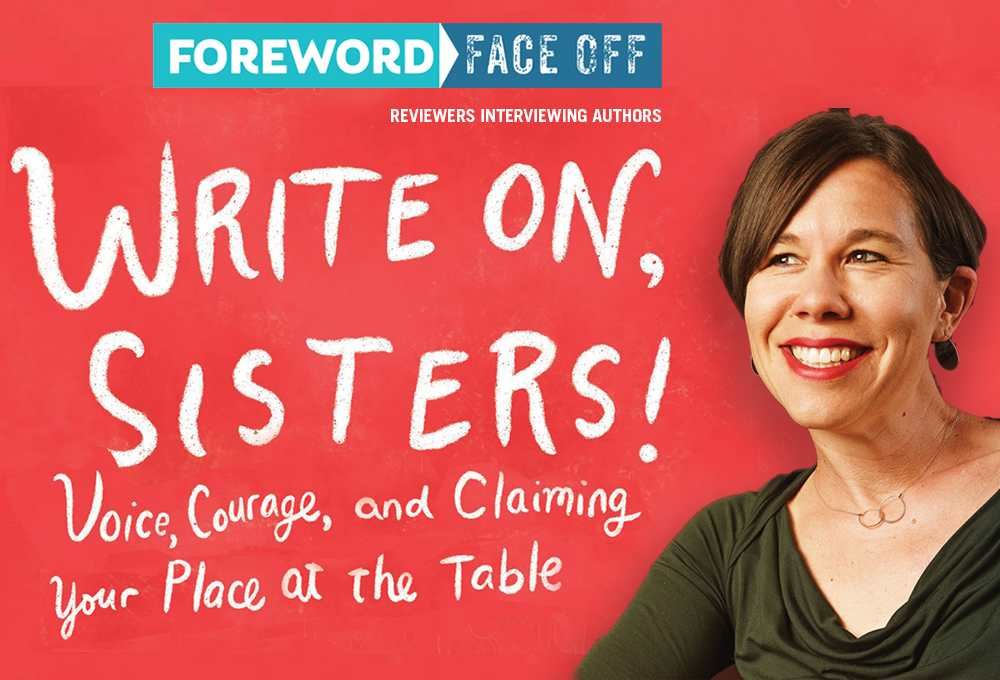 Write On, Sisters! cover and author