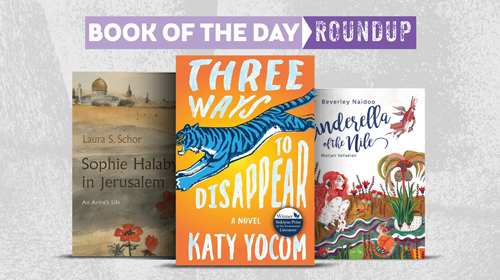 Book of the Day Roundup July 15-19, 2019 images