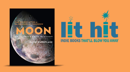 Moon An Illustrated History cover