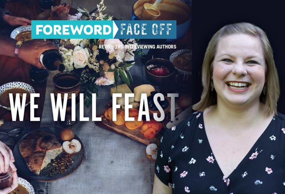 We Will Feast author and cover