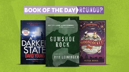 Book of the Day Roundup art