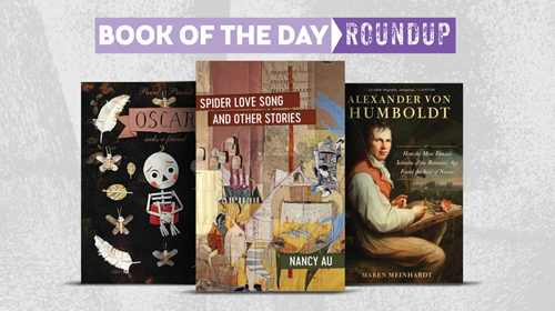Book of the Day Roundup image for Sept. 9-13, 2019