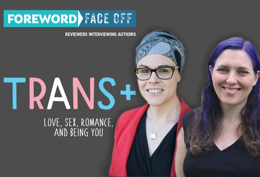 Trans+ cover and authors