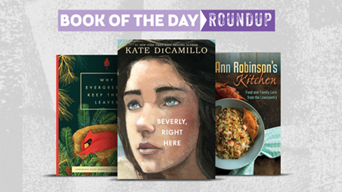 Book of the Day art for Sept 23-27, 2019